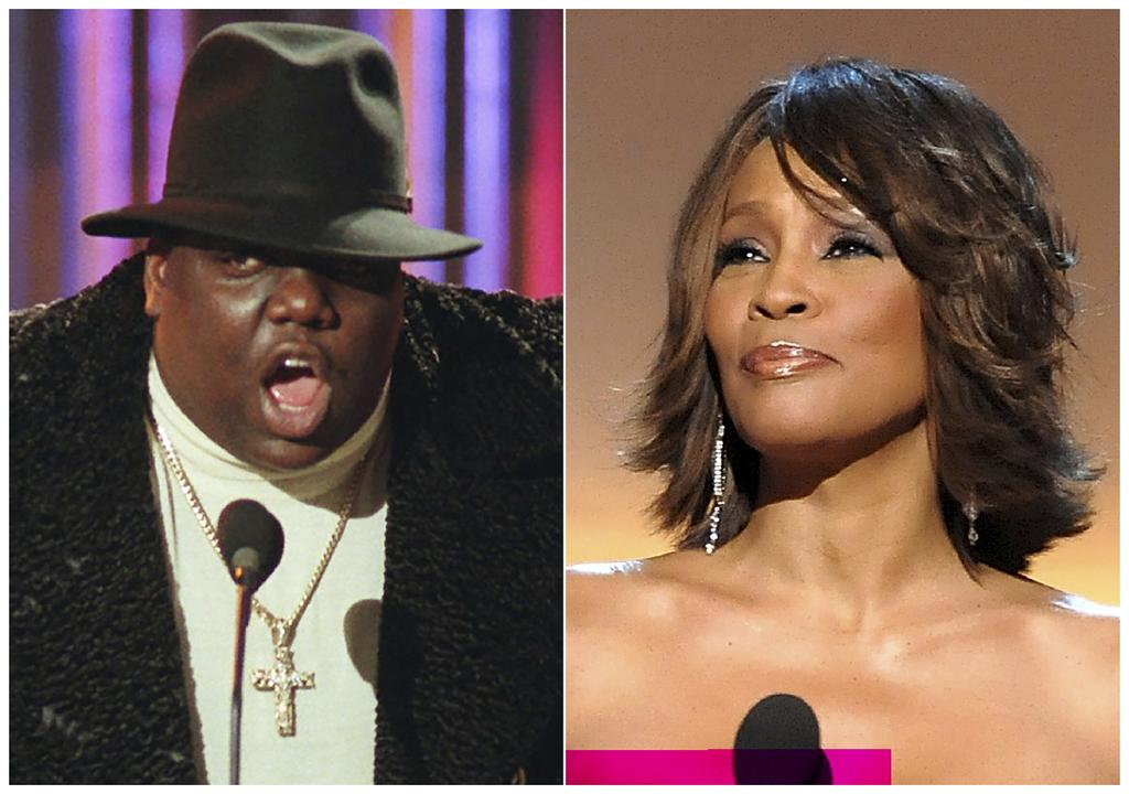 Notorious B.I.G. et  Whitney Houston