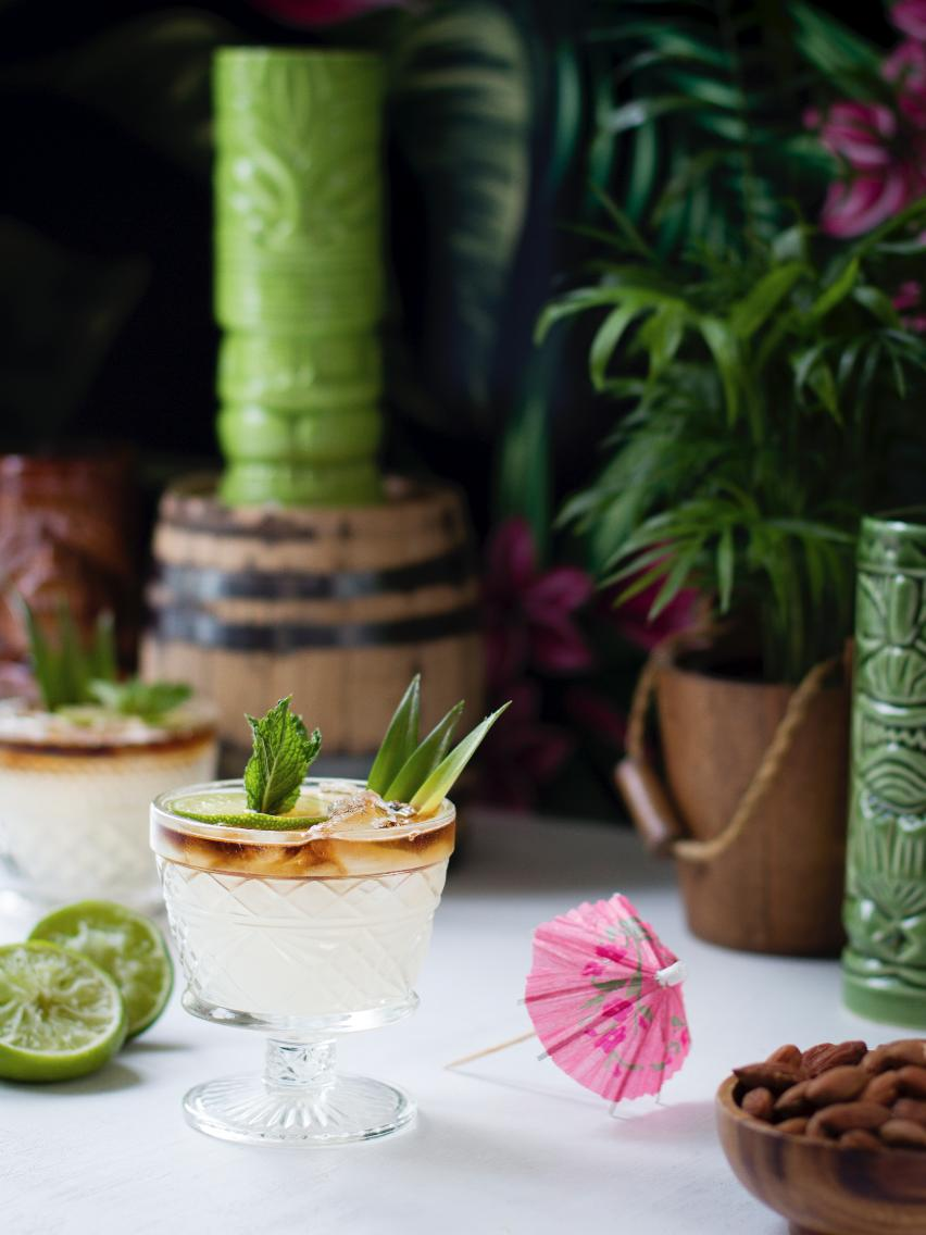 Mai Tai à la Monsieur Cocktail