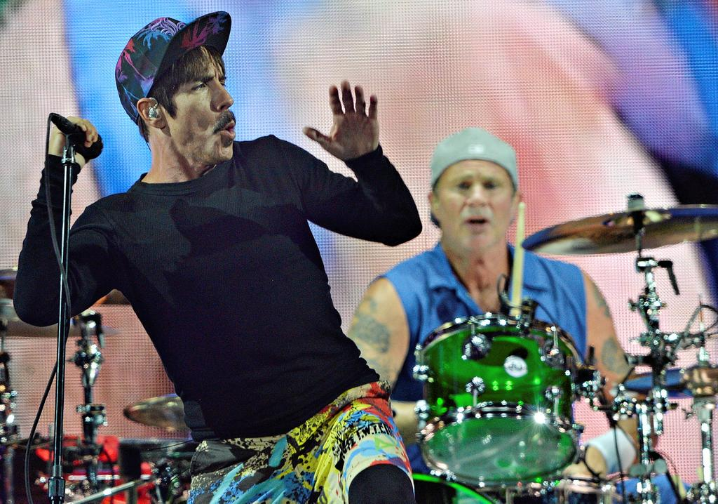 Les Red Hot Chili Peppers cèdent leur catalogue pour 170 M$