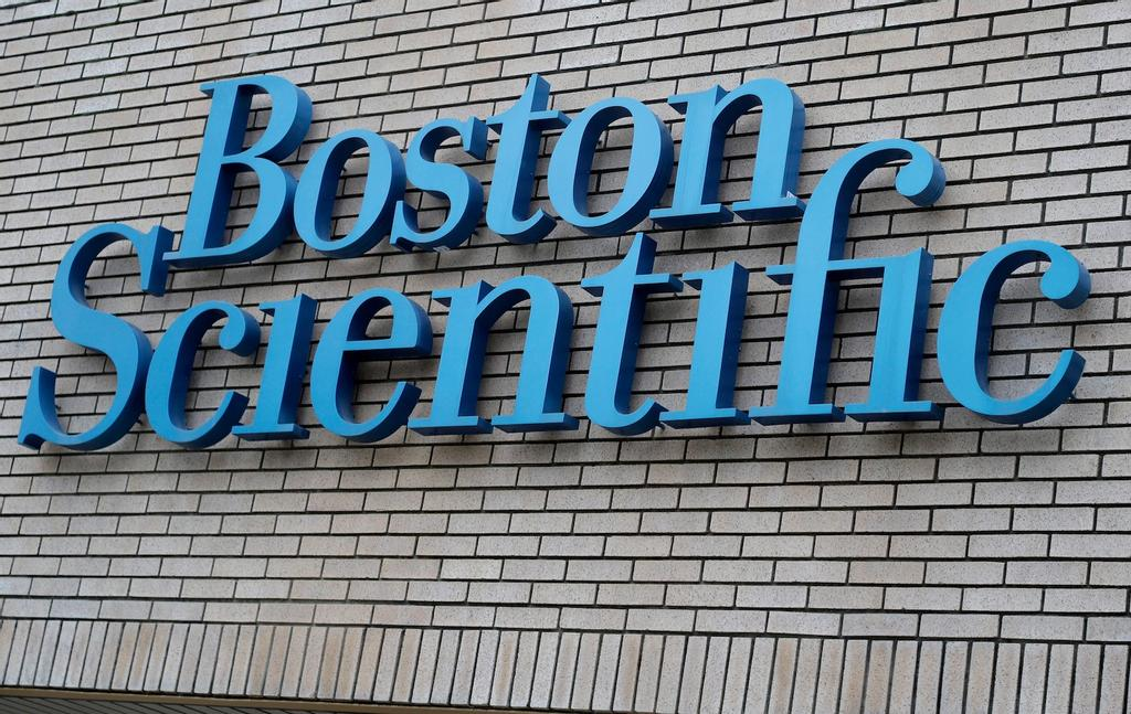 Les bureaux de Boston Scientific à Fremont, en Californie