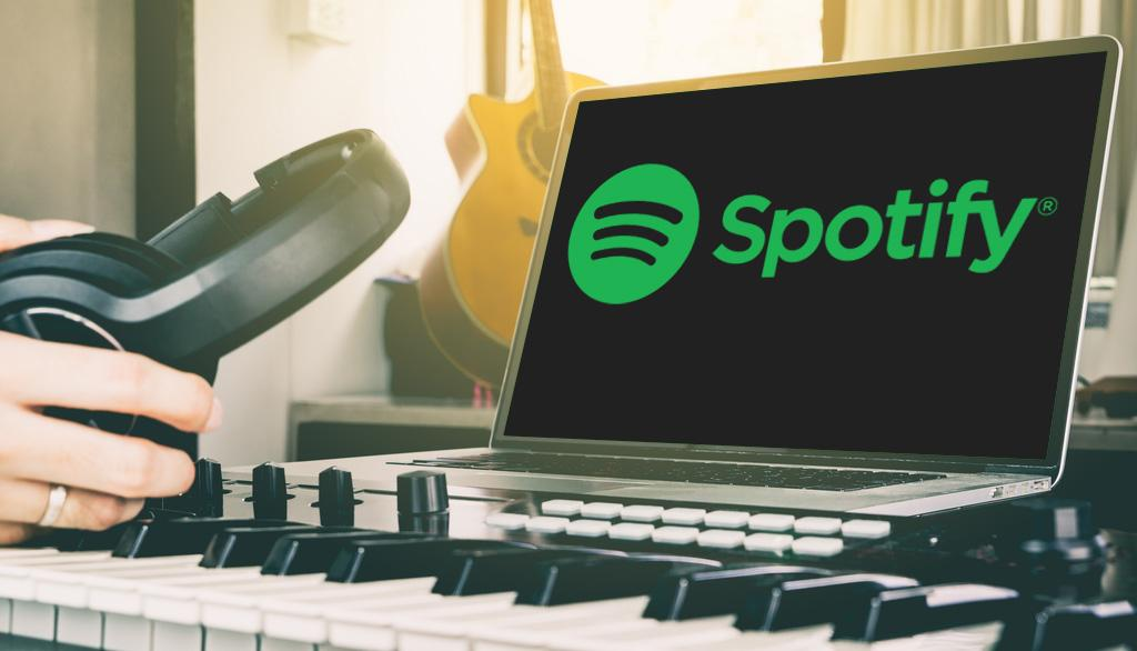 Faire sa place sur Spotify