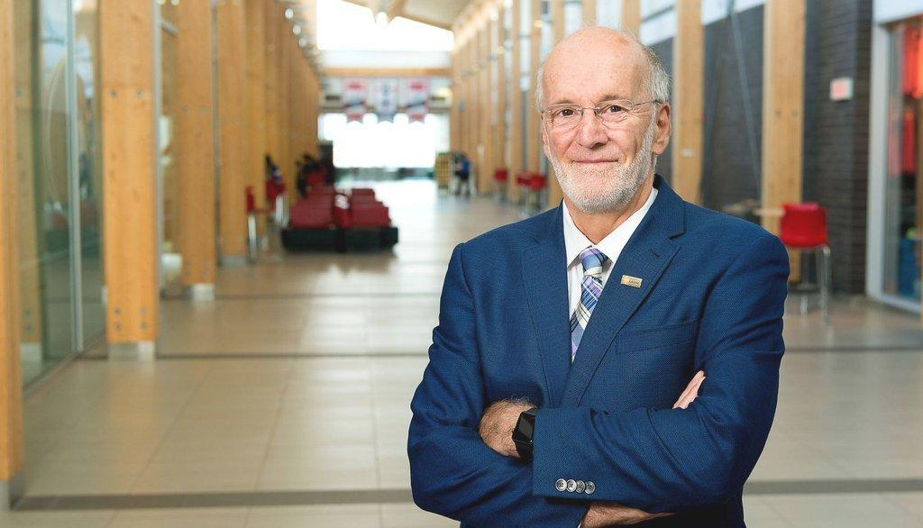 Angelo Tremblay, élu membre de l'Académie canadienne des sciences de la santé (ACSS) en 2020