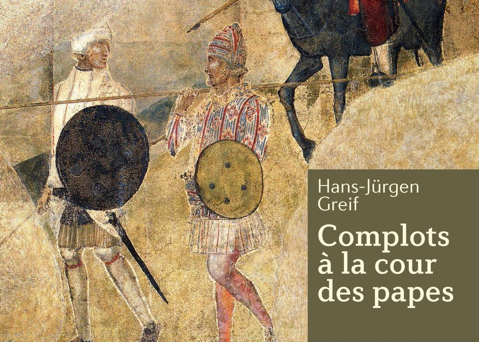 Hans-Jürgen Greif a maintenant 15 ouvrages de fiction à son actif.