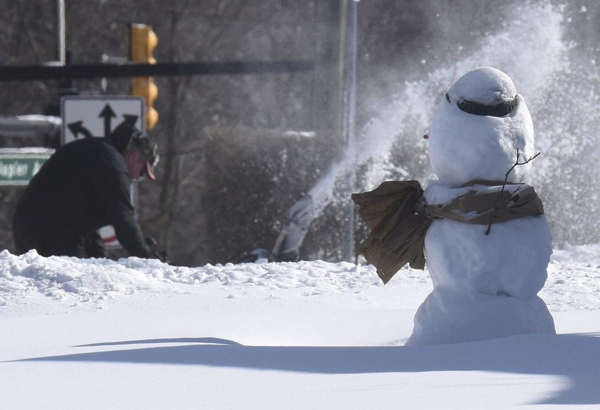 Historic cold wave and hurricane in the United States [PHOTOS] |  World |  News |  The sun