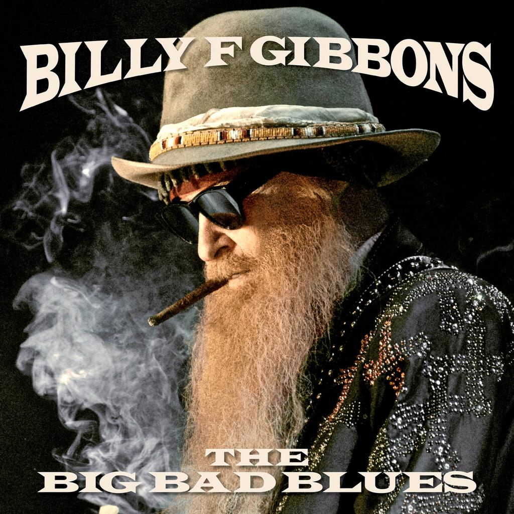 L'album «The Big Bad Blues» de Billy Gibbons