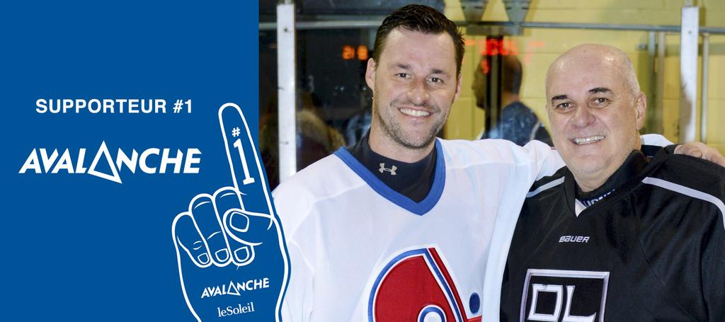 Patrick Couture et Pierre Tremblay, de JD Chrysler