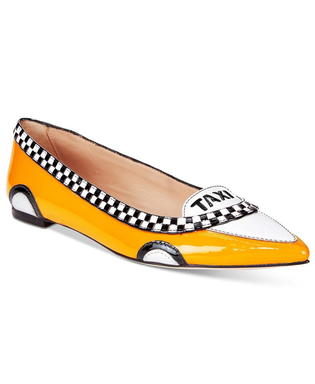 Chaussures Go Taxi, 365$ chez Macy's