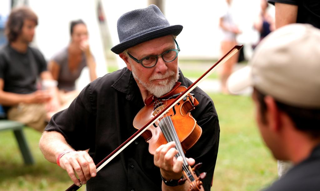 Le Festival de violon traditionnel de Sutton