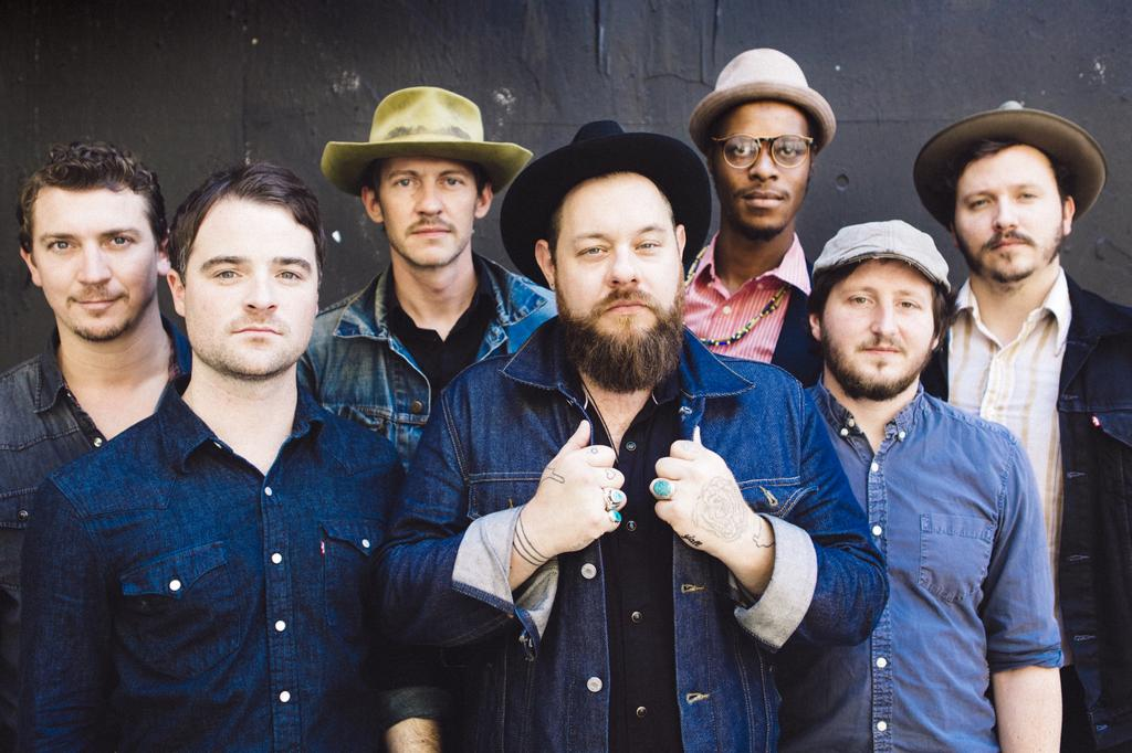 Le «Son of a b...» Nathaniel Rateliff et The Night Sweats