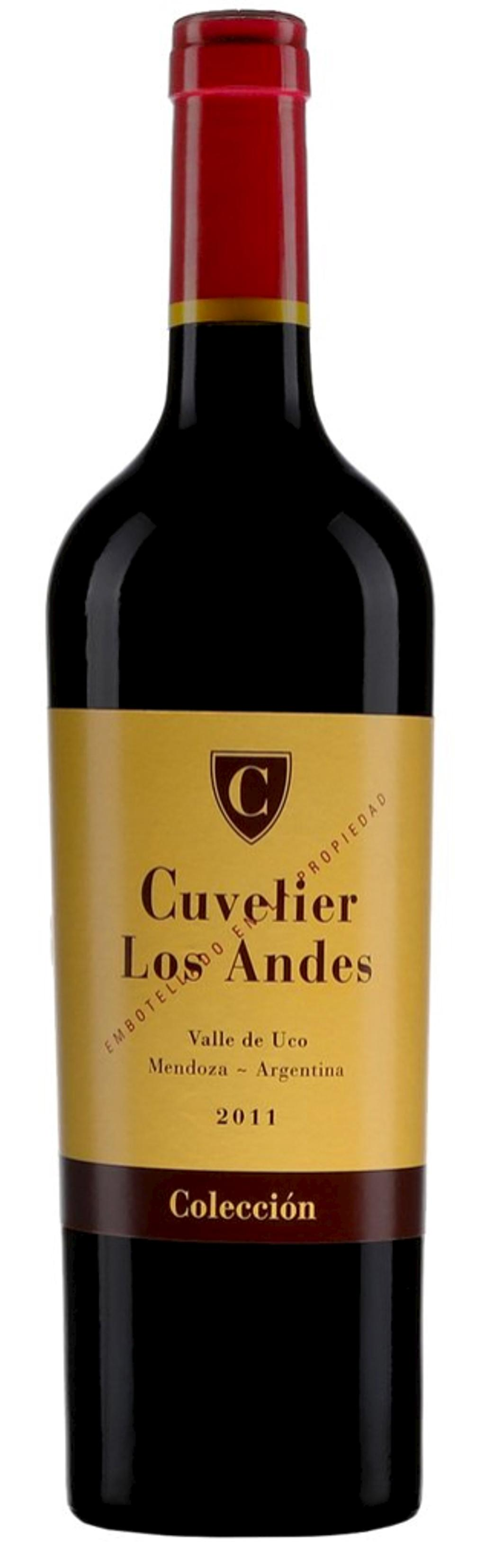 Vallée de Uco 2013, Colleccion, Cuvelier Los Andes (SAQ : 12 921 878 — 26,55 $)
