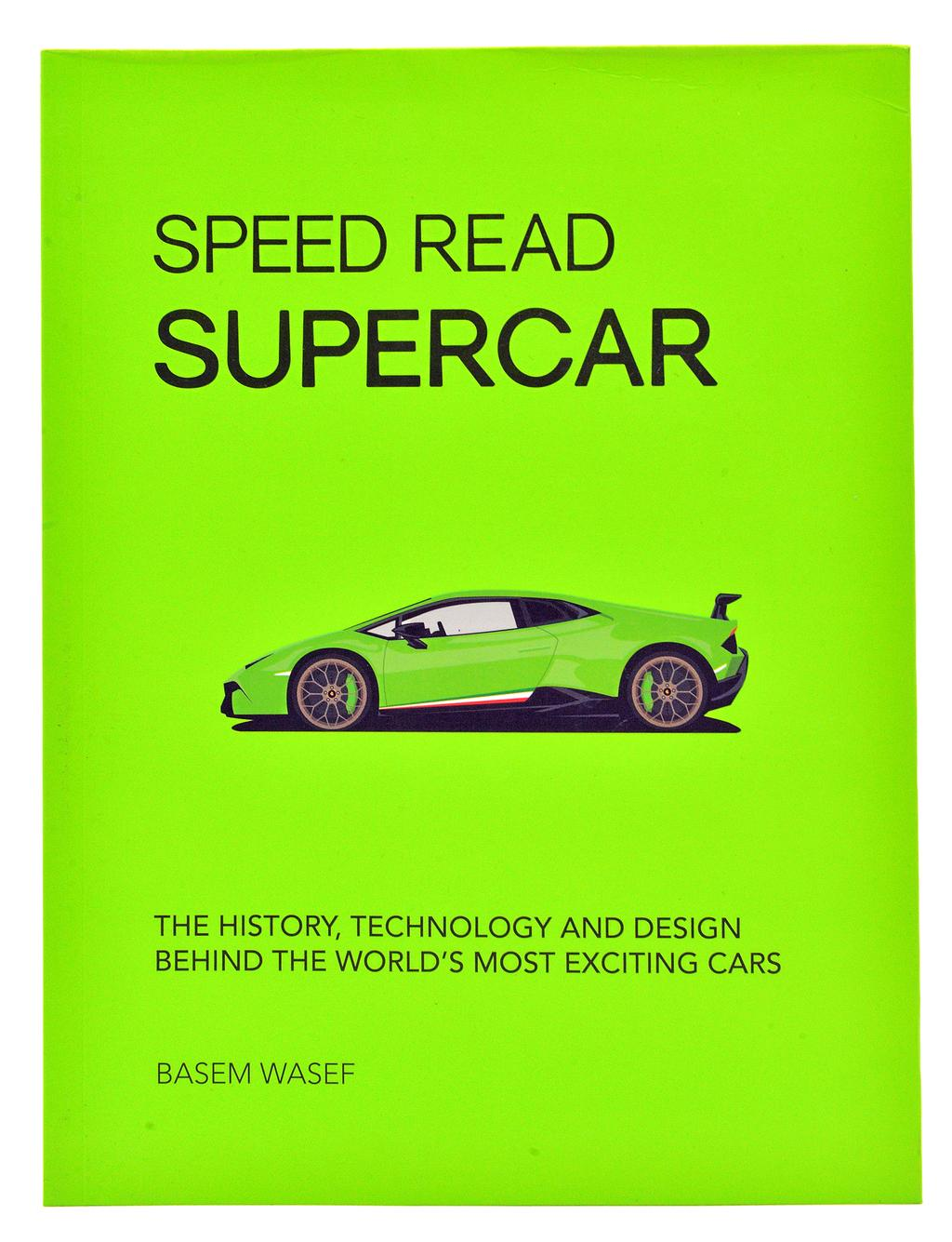 «Speed Read Supercar»