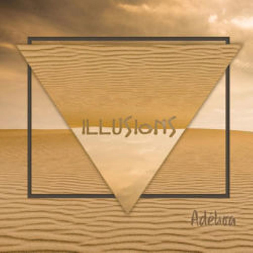 L'album «Illusions», d'Adékoa