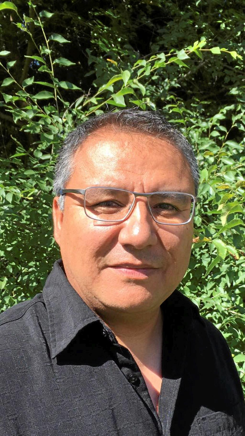 Christian Flamand veut devenir le prochain grand chef de la nation atikamekw.