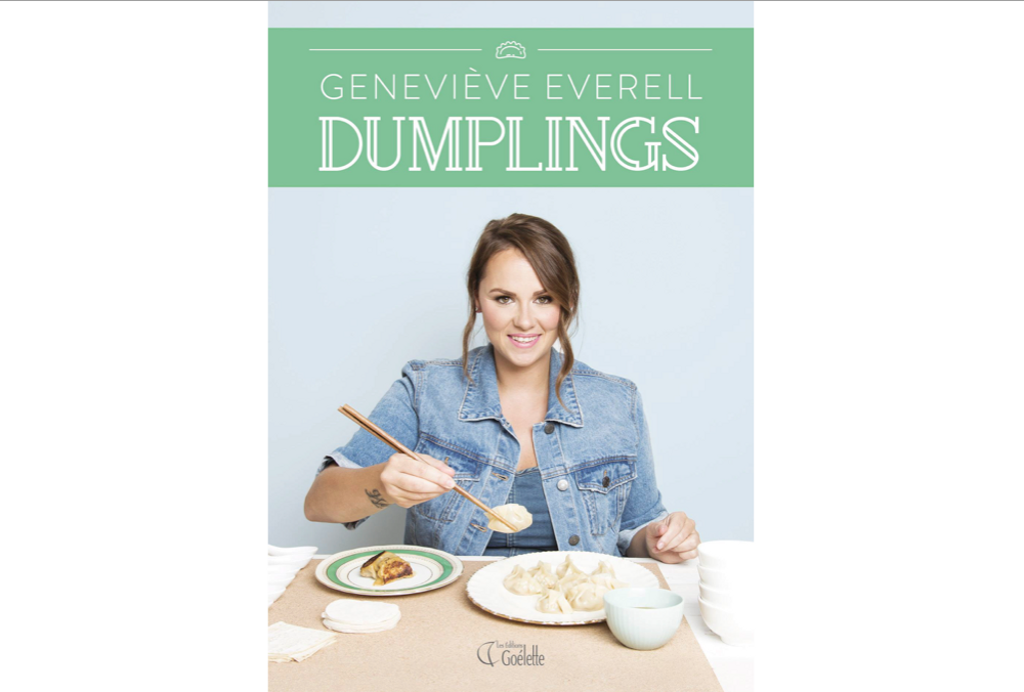 «Dumplings», Éditions Goélette, 120 pages, 21,95 $