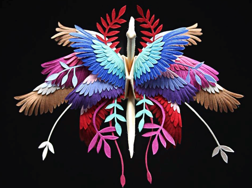 For the love of paper wings