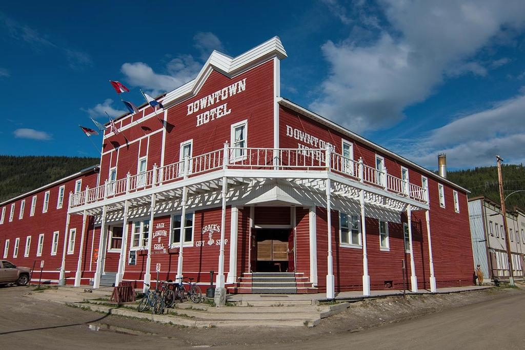 Le Downtown Hotel de Dawson City