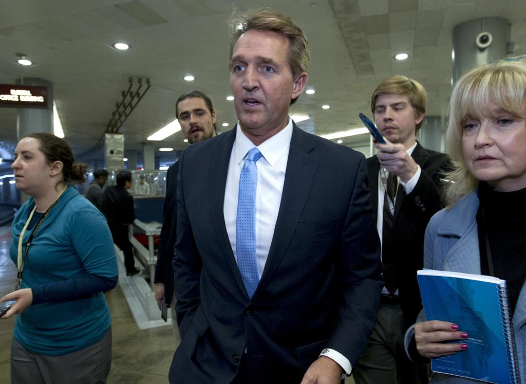 Jeff Flake, sénateur de l'Arizona