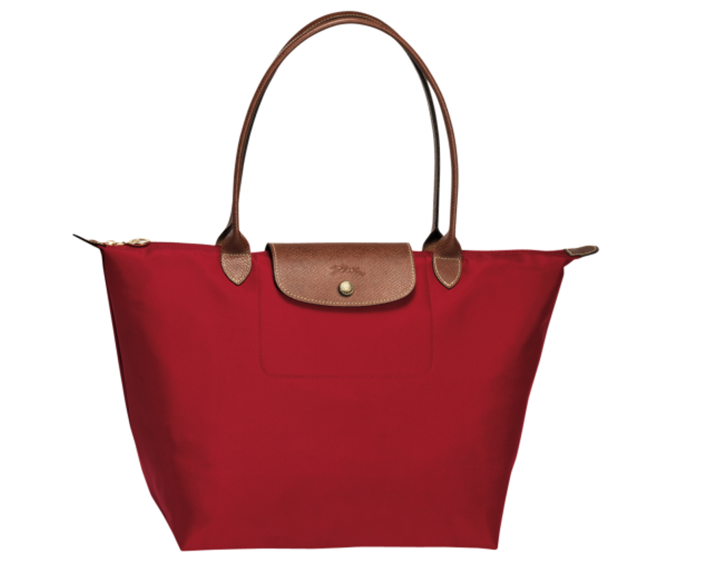 Le Pliage shopping L de Longchamp (190 $)