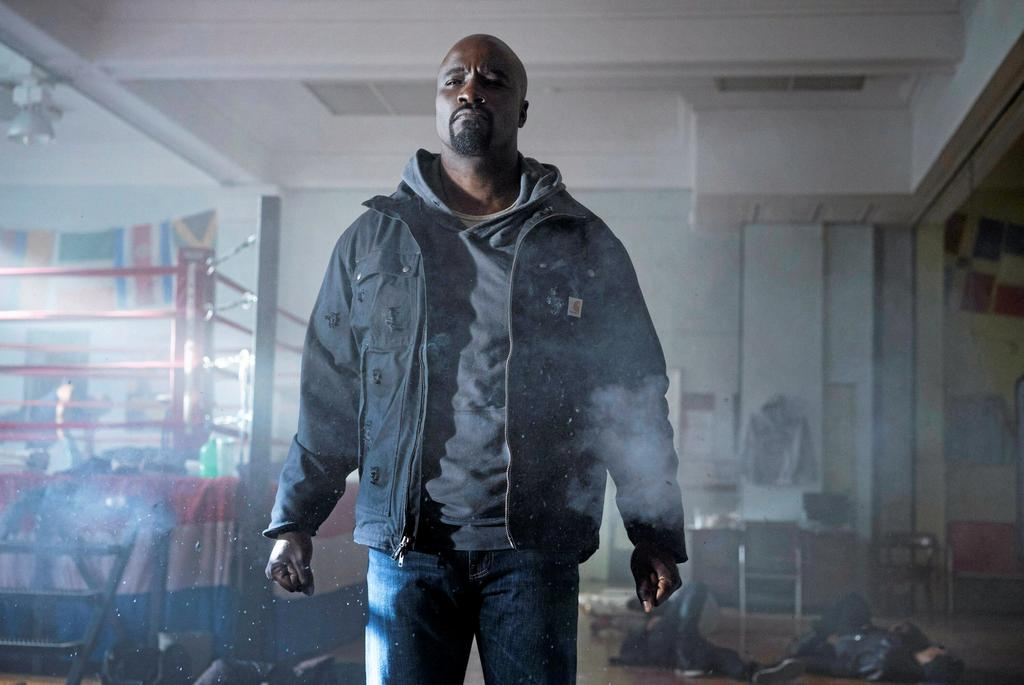 Mike Colter («Luke Cage»)